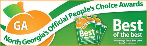 North GA Best of the Best Award